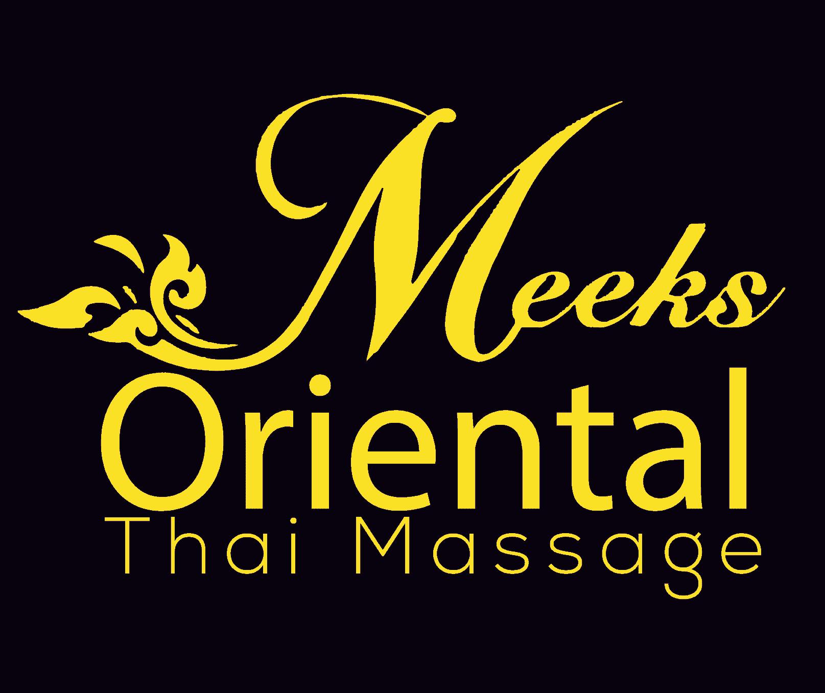 Meeks Oriental Thai Massage